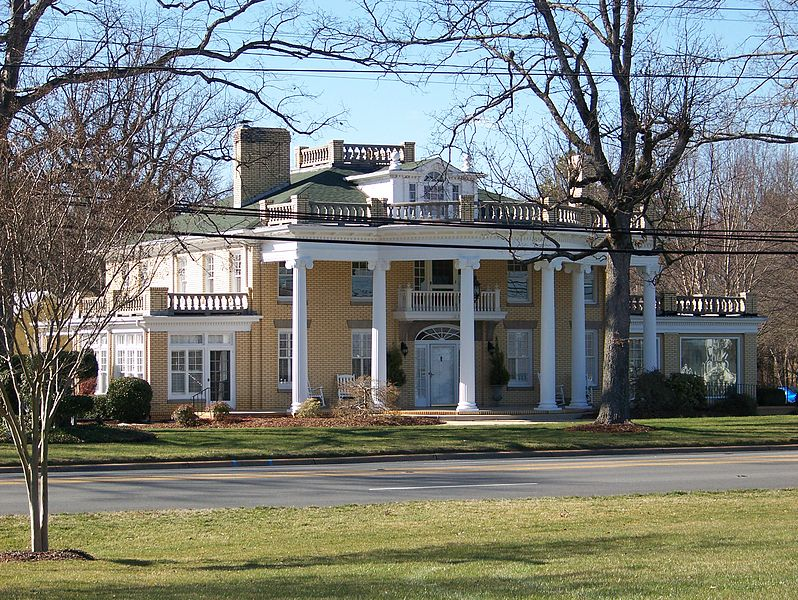 George_Sperling_House_-_Shelby,_NC