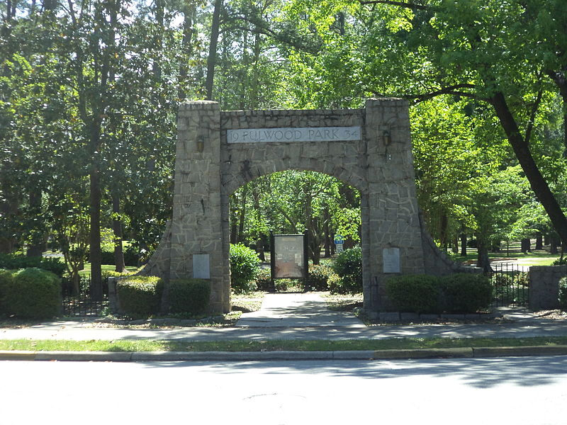 Fulwood_Park,_Tifton,_Entrance