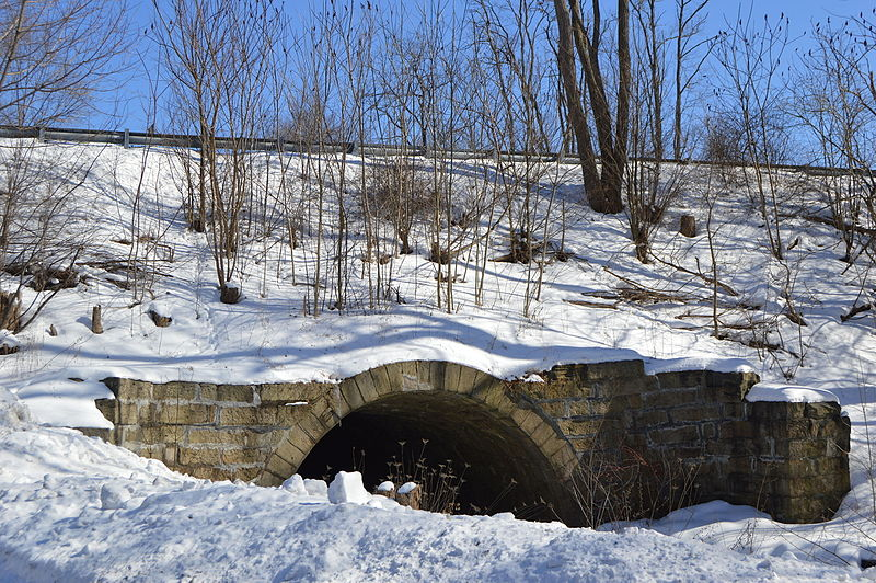 Bridge_in_Portage_Township_with_snow
