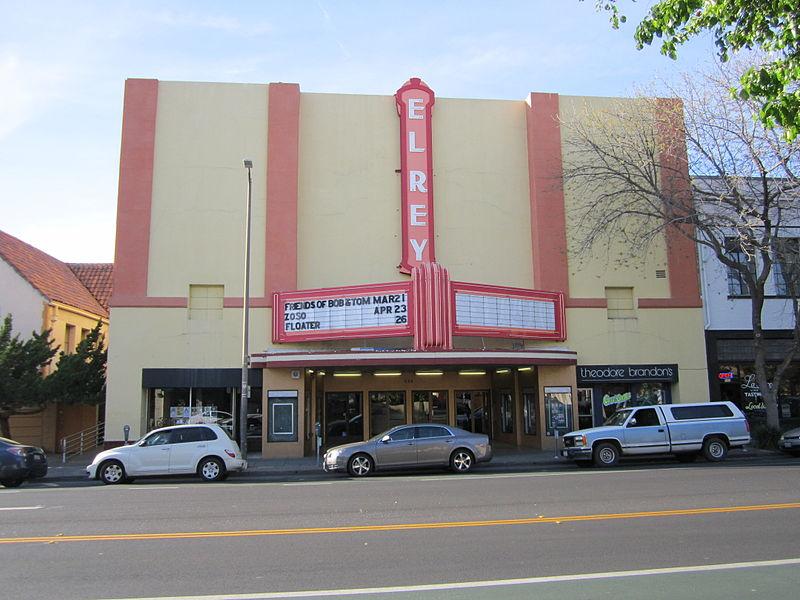 Elrey_Theater,_Chico