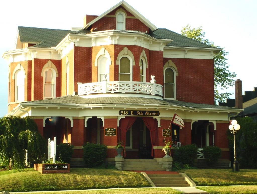 Dr._Henderson's_House_Marysville_Ohio