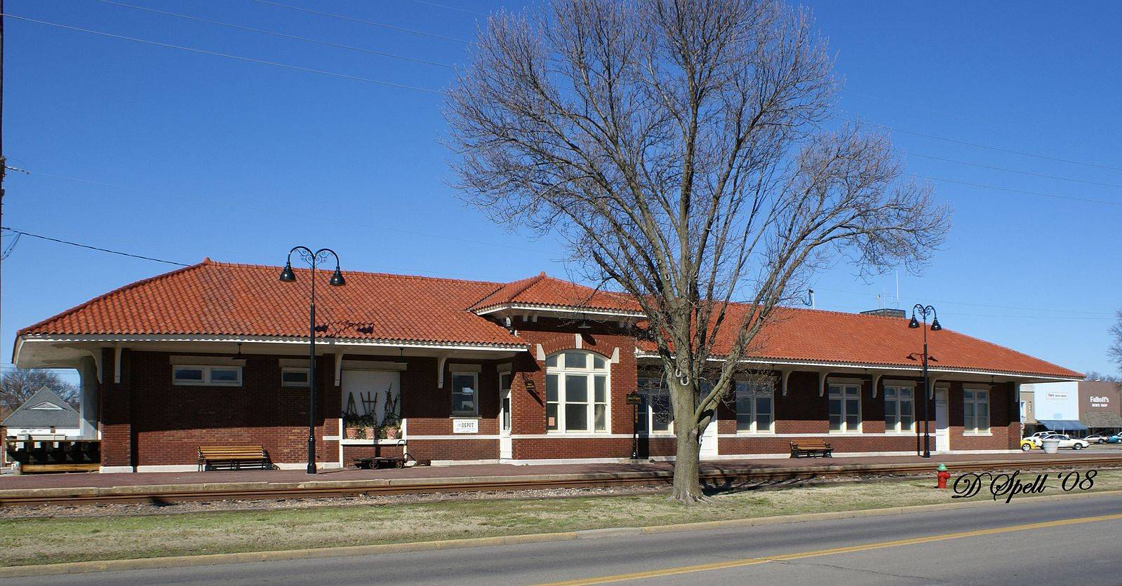 The_Sikeston_Depot