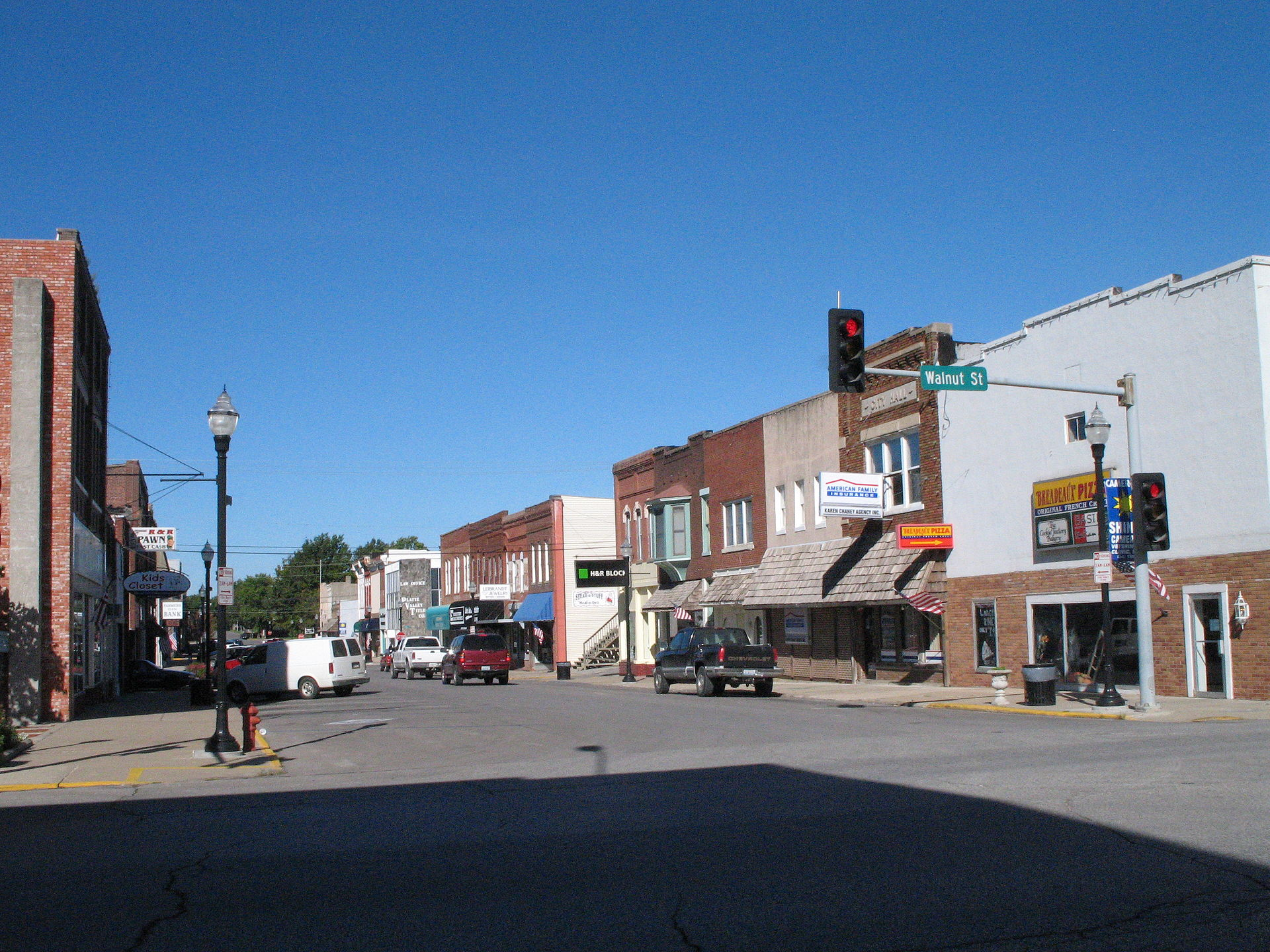 Cameron-town