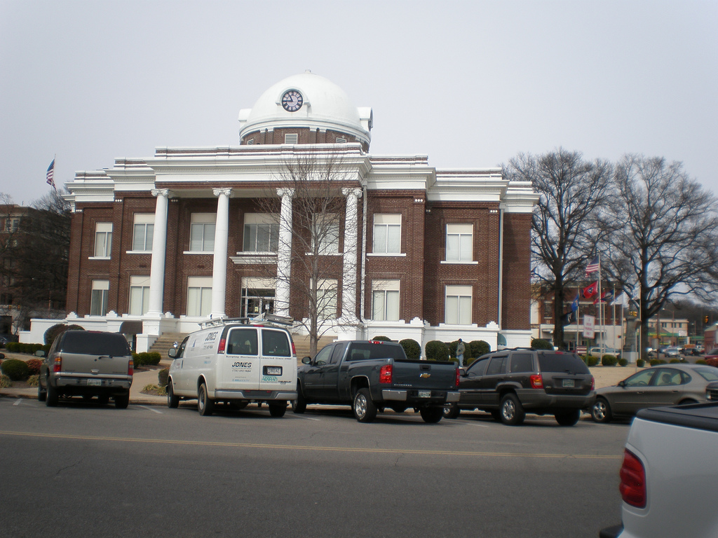 Dyer_County_Tennessee_Courthouse