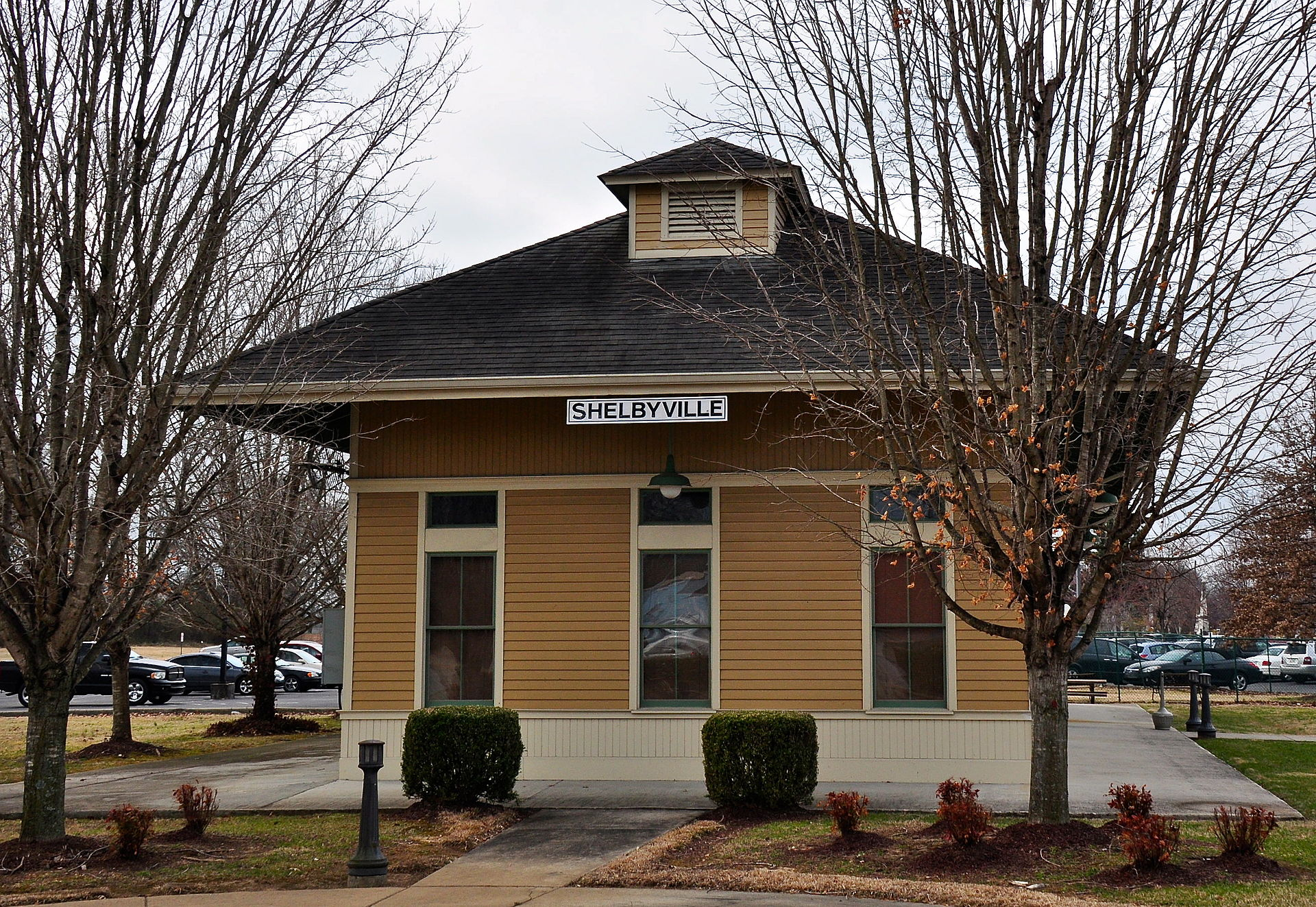 Shelbyville_Railroad_Station