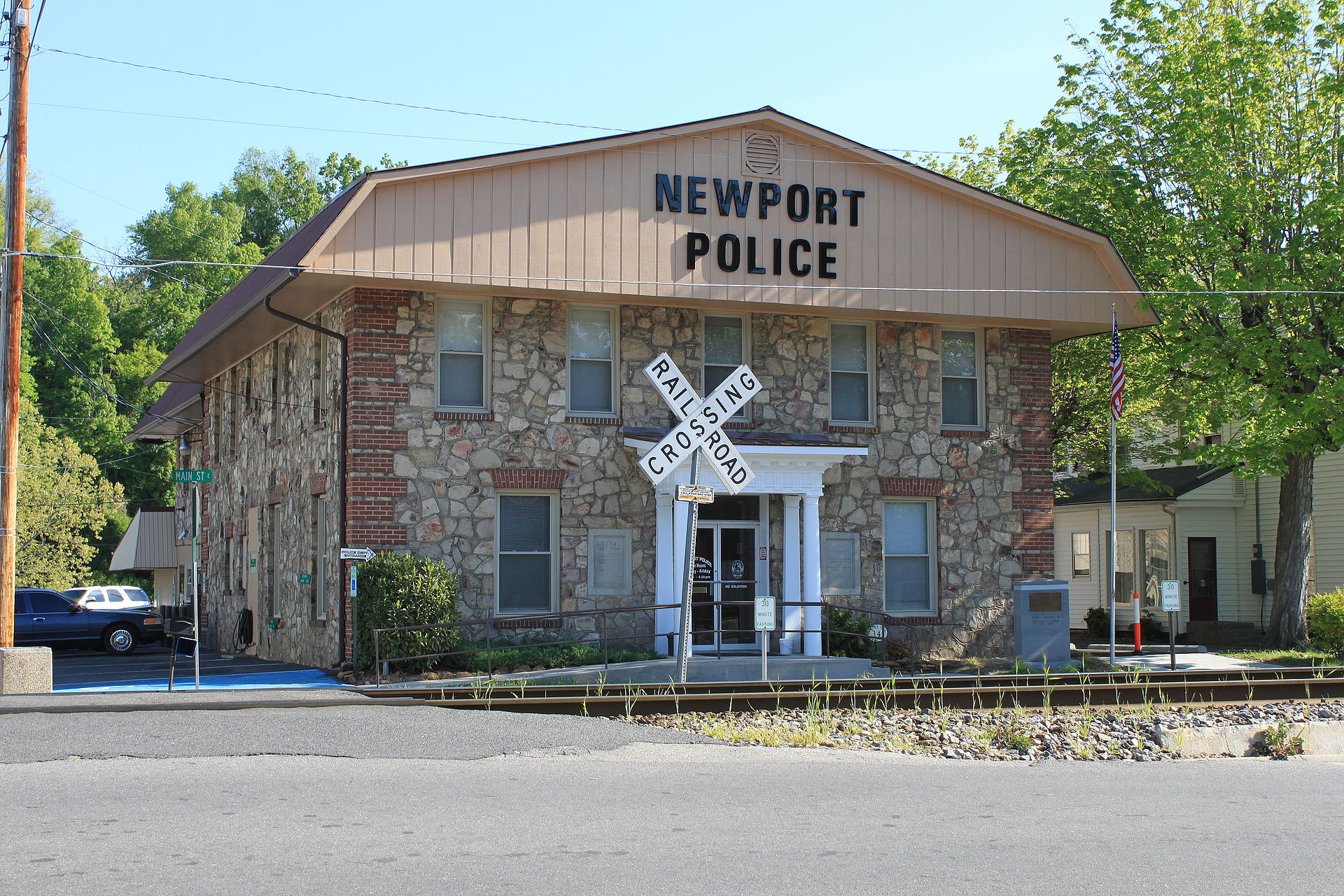 Newport_Tennessee_Police_Department