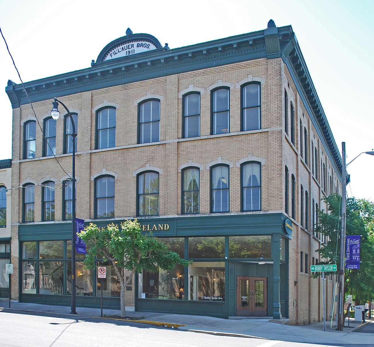 Fillauer_Brothers_Building_Cleveland_TN