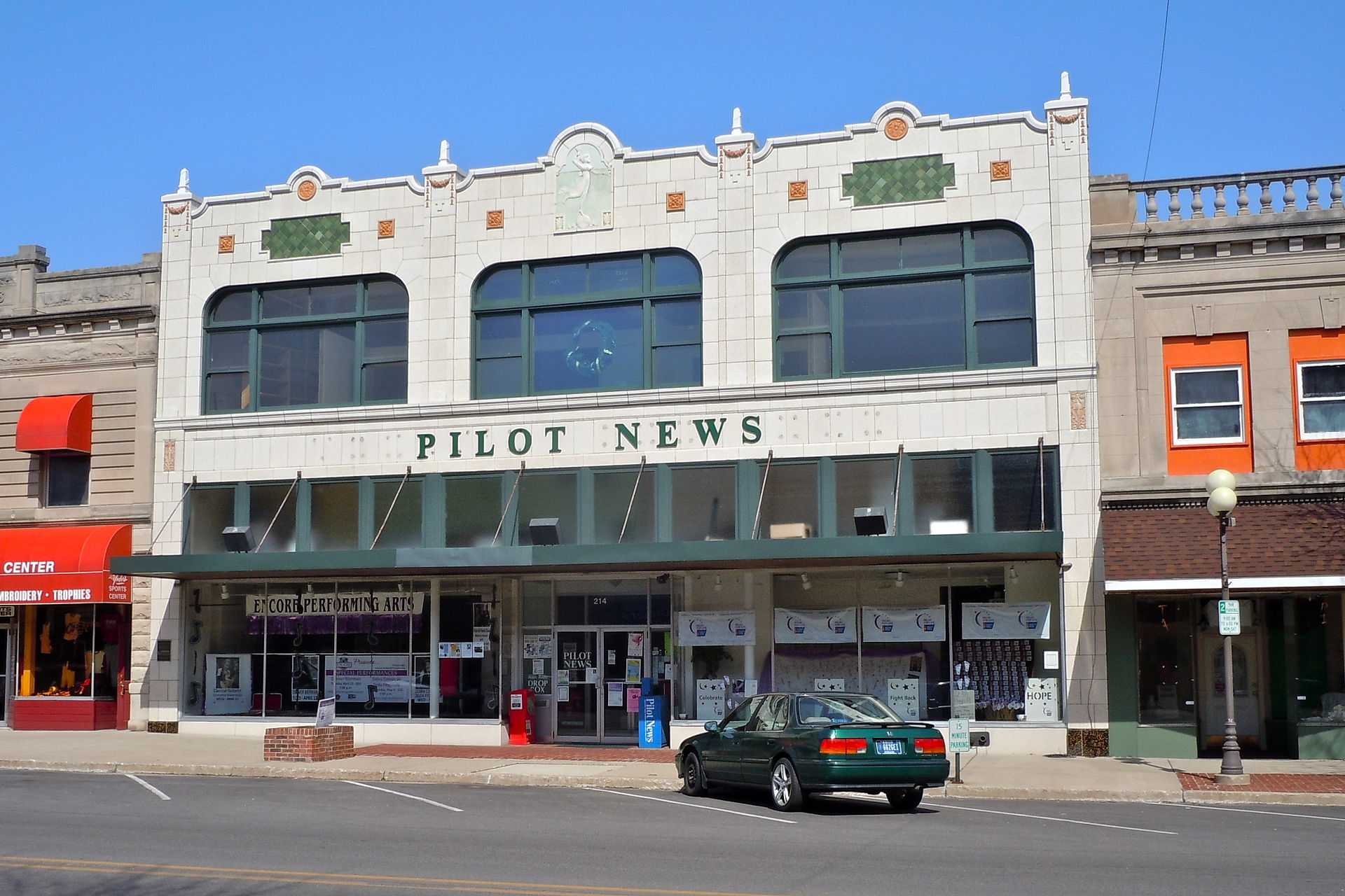 Downtown_Plymouth_IN_Pilot_News