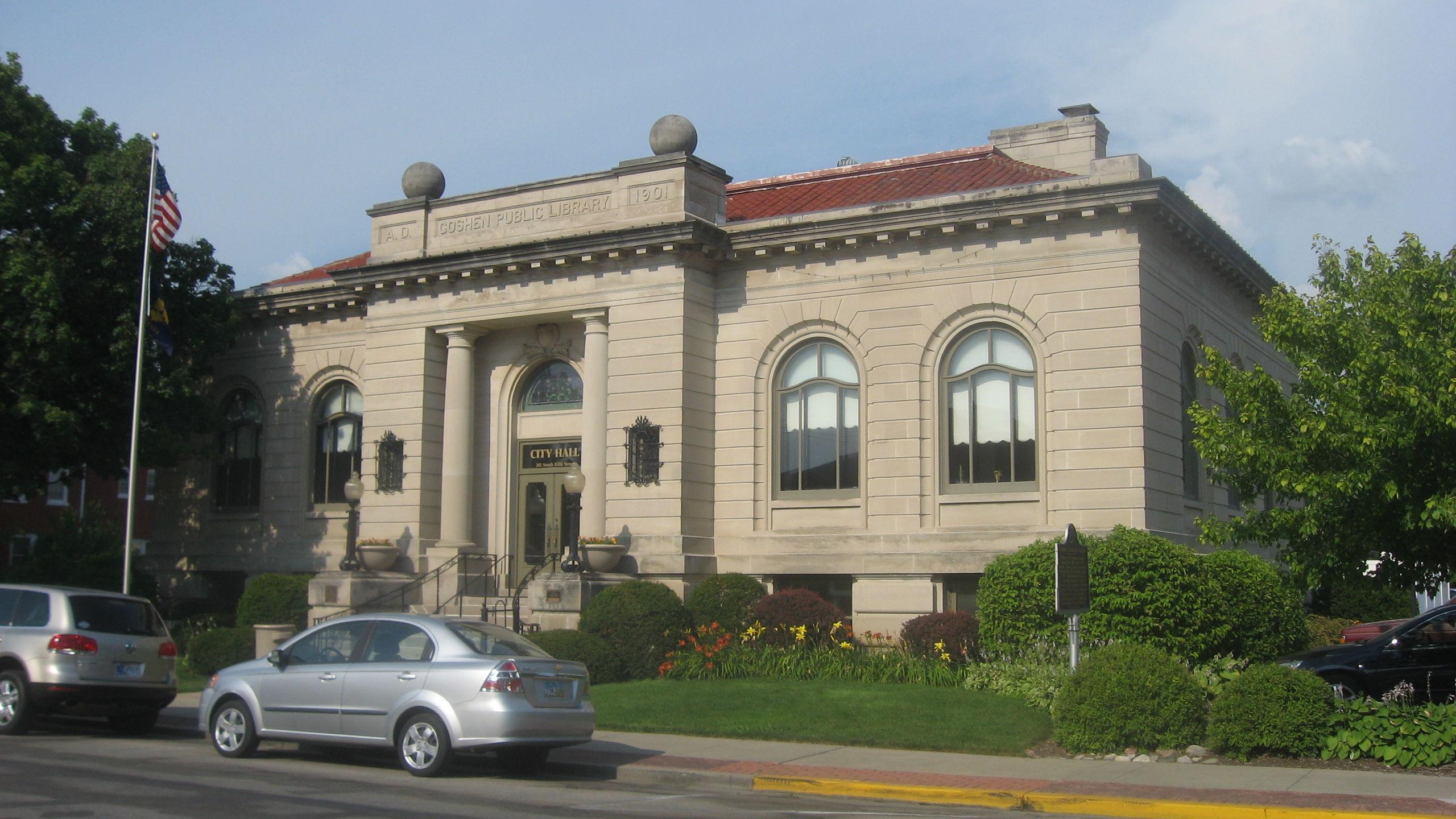 Goshen_Carnegie_Public_Library