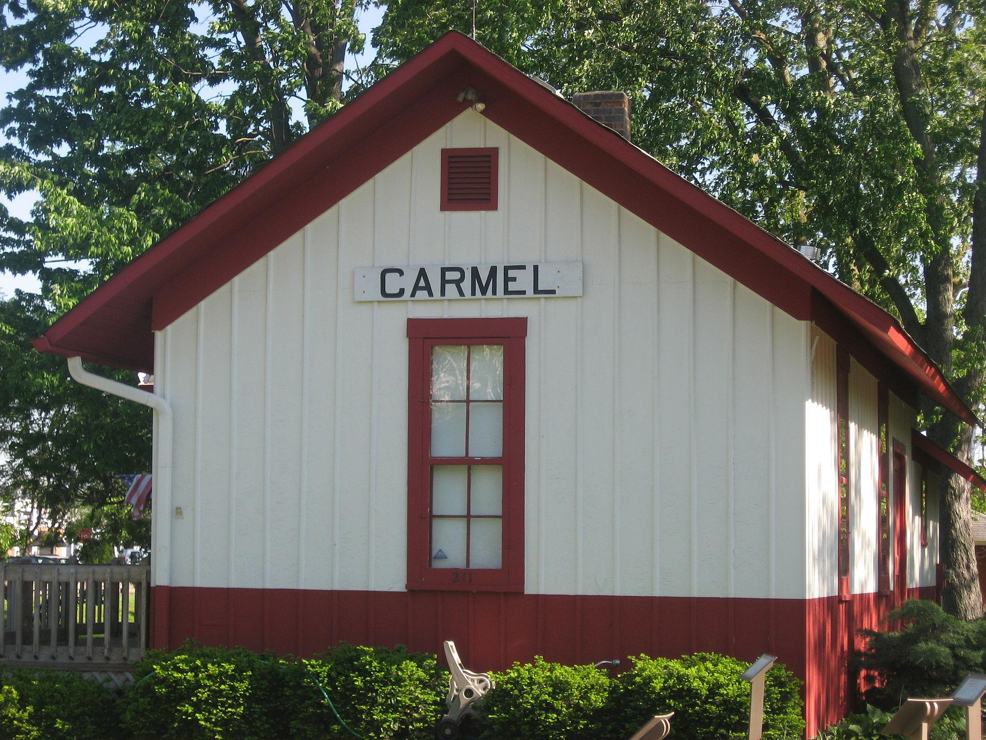 Carmel_Monon_Depot