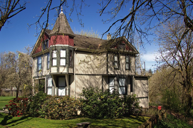 Tumwater's Henderson House Museum