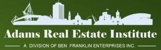 Adams Real Estate Institute
